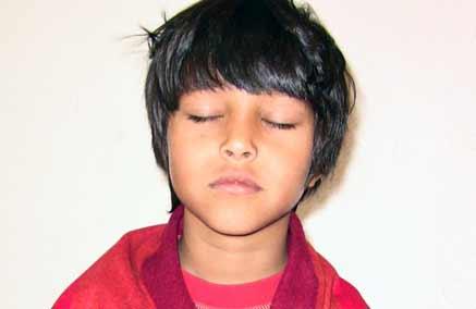 Auch für kinder wird es zunehmend schwieriger, in der welt stressfrei